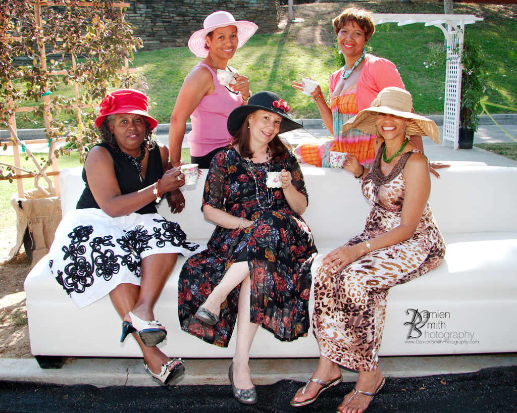 The Organizers Of Ladies Day Out